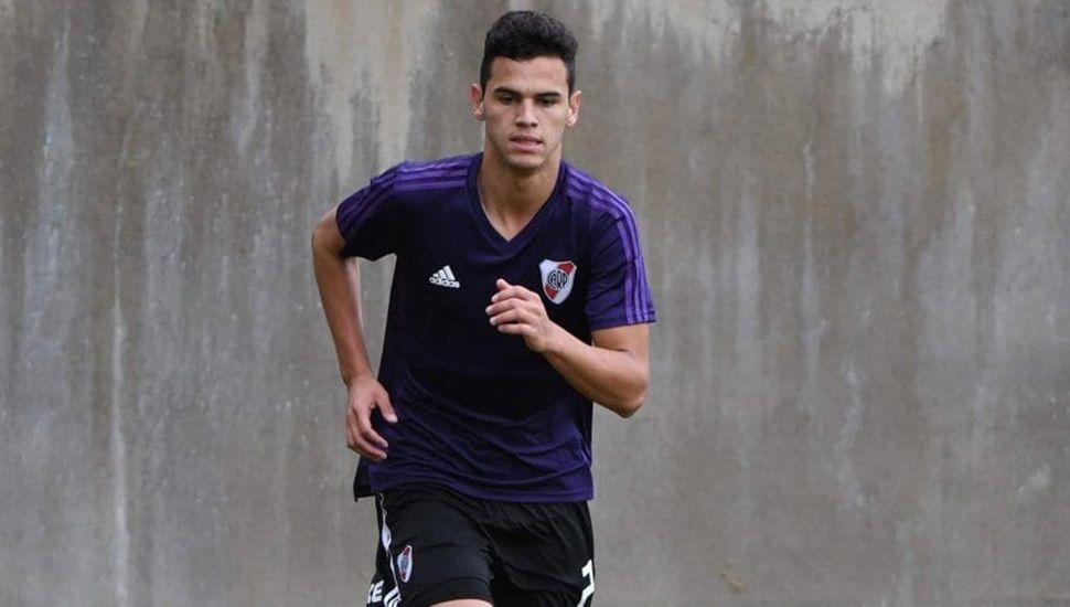 Cristian Ferreira.