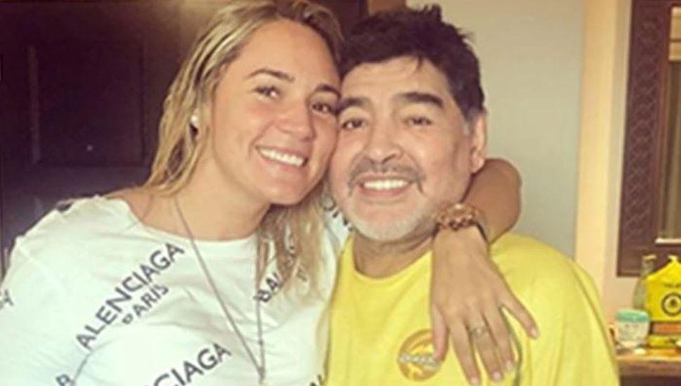 Rocío Oliva habló de su relación con Diego Maradona, ¿volvieron a ser pareja?