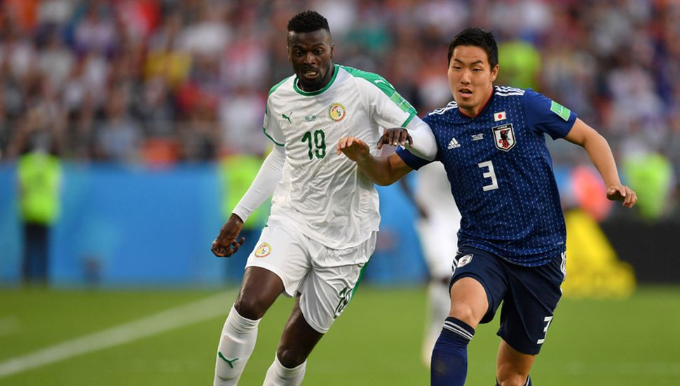 Senegal y Japón repartieron puntos.