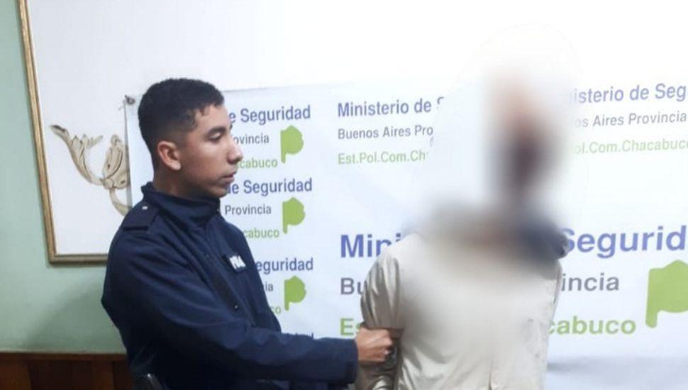 Intento de robo en Chacabuco: un hombre aprehendido