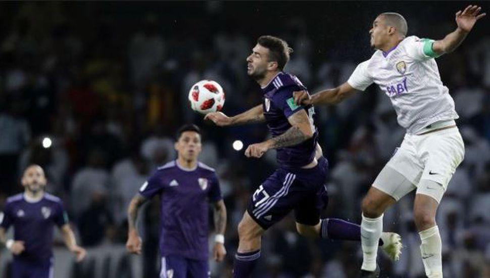 River truncó el sueño de llegar a la final del Mundial de Clubes