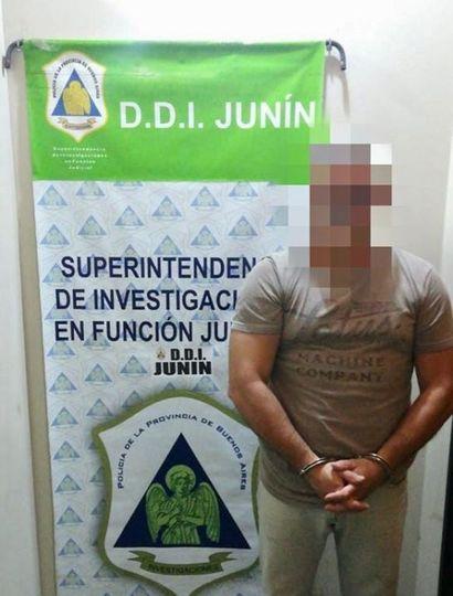 Detienen en Junín un hombre de 46 años por abuso sexual