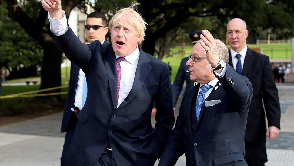 El Gobierno británico advirtió sobre posibles ataques terroristas en la Argentina