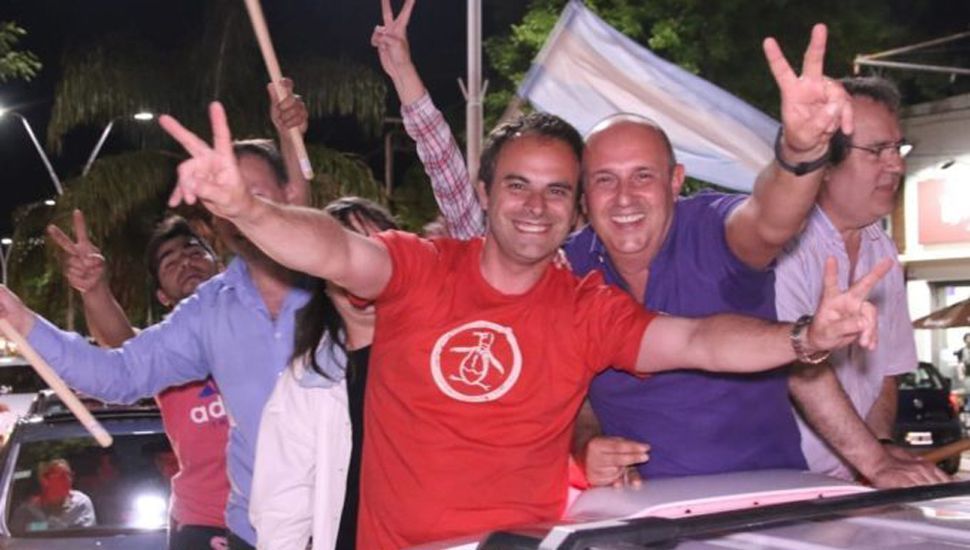 """Jorge Alfredo """"Fredy"""" Zavatarelli se adjudicó las elecciones por amplio margen y será intendente"""