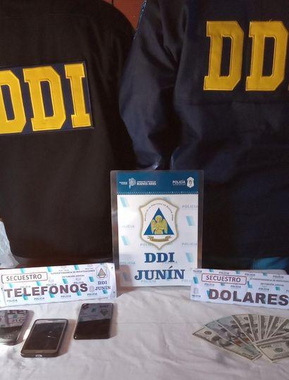 En Junín: cayó una banda dedicada a la compra de autos con cheques falsos