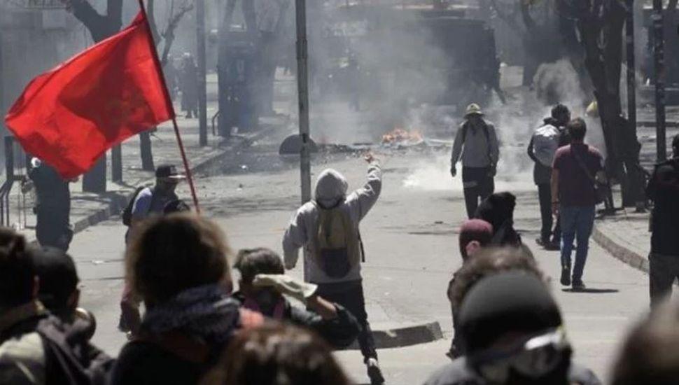 No cesan las protestas en Chile y ya hay 11 muertos