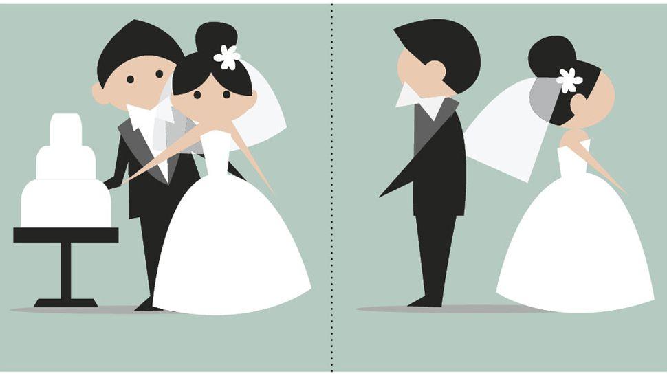 En Junín, los divorcios ya superaron a los casamientos en lo que va del año