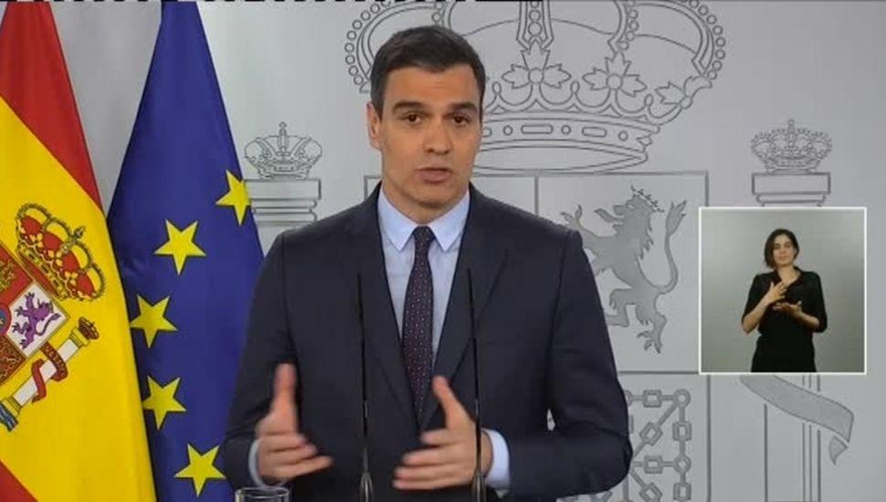 Sánchez anuncia que habrá temporada turística y que los extranjeros entrarán desde julio