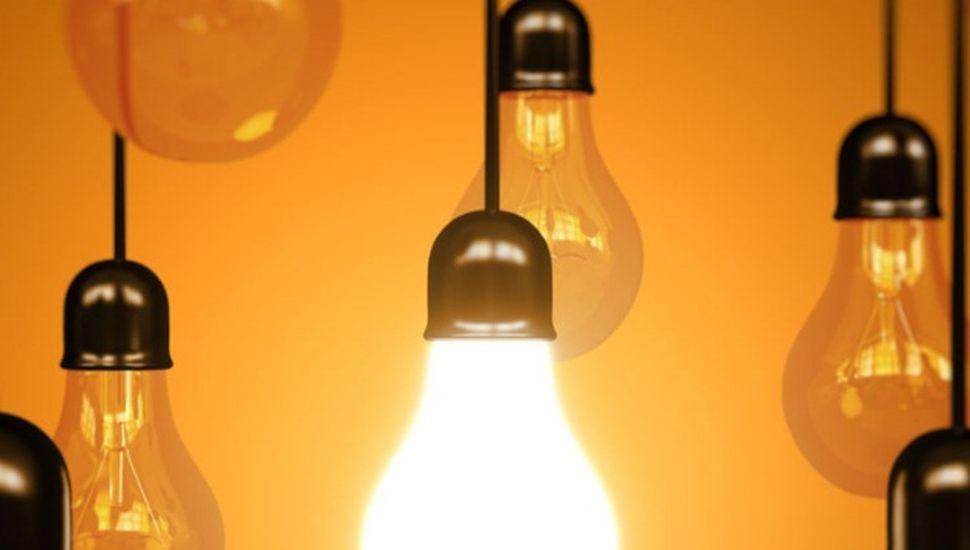El gobierno de Viamonte entrega lámparas de bajo consumo
