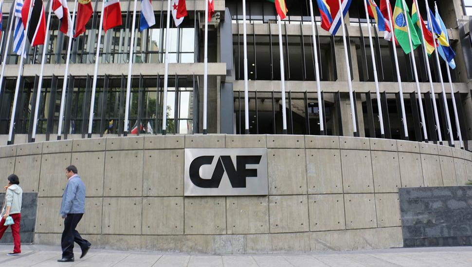 La CAF comprometió créditos por más de USD 4.000 millones