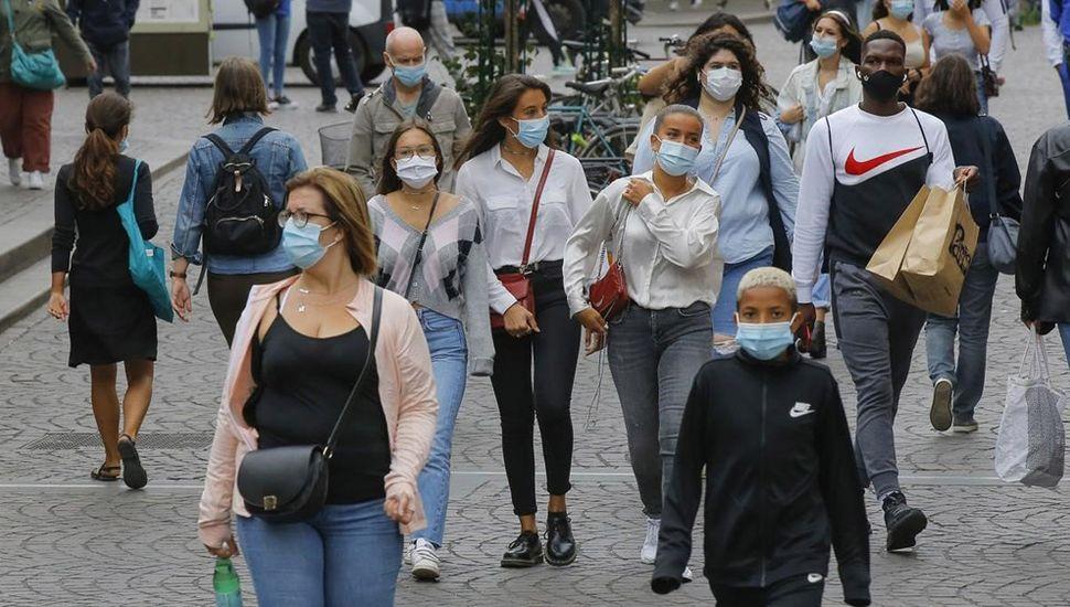 coronavirus en europa