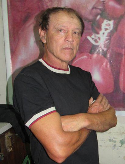 """Norberto Mario """"Canilla"""" García"""