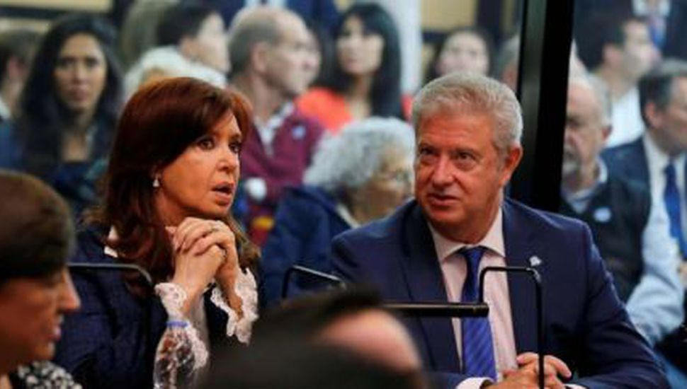Cristina Kirchner volvió a Comodoro Py para ser juzgada por corrupción en la obra pública