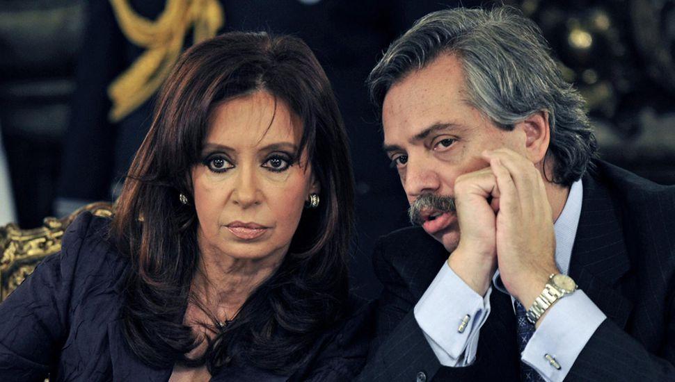 Alberto Fernández será candidato a presidente y la ex mandataria a vicepresidente.