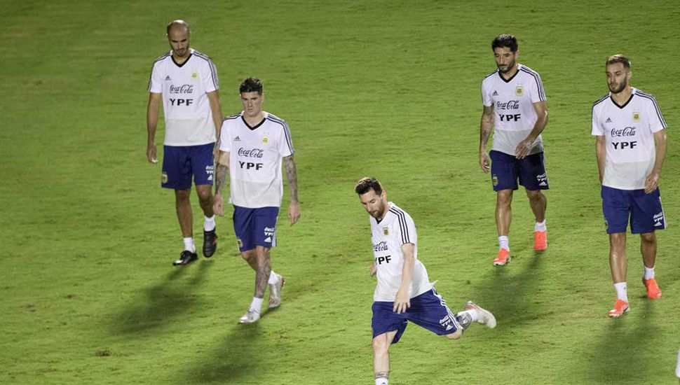 Lionel Messi quiere tener una gran copa.