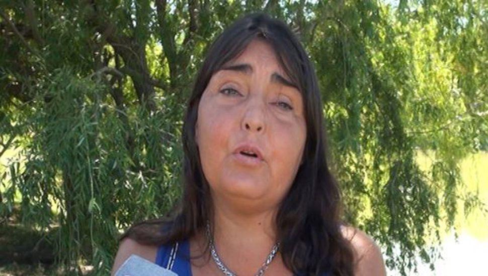 Ana, luchadora incansable, miembro de Trasplantados Junín.