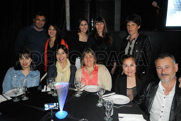 ATSA festejó su día en el Club Rivadavia