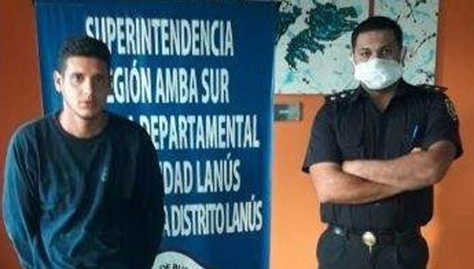 El sospechoso confesó el doble femicidio en Lanús