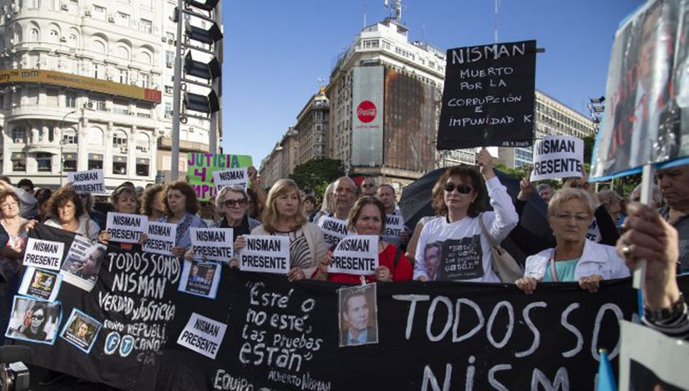 Convocan a una marcha por el fiscal Nisman