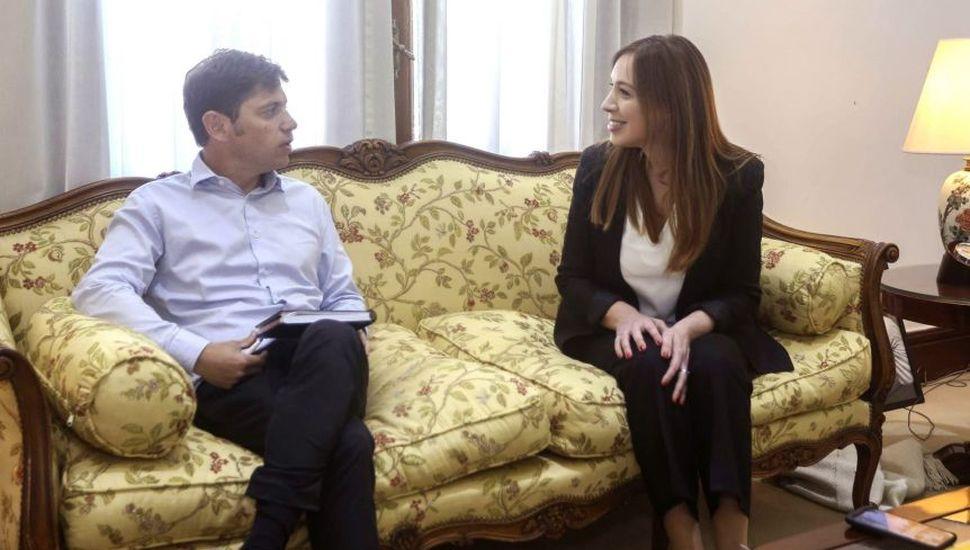 Vidal pidió dar quórum para la ley impositiva, pero los legisladores de Juntos por el Cambio ponen en duda su apoyo