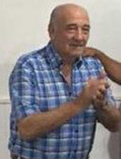 """Víctor """"Cacho"""" Forlini será reconocido como dirigente deportivo."""