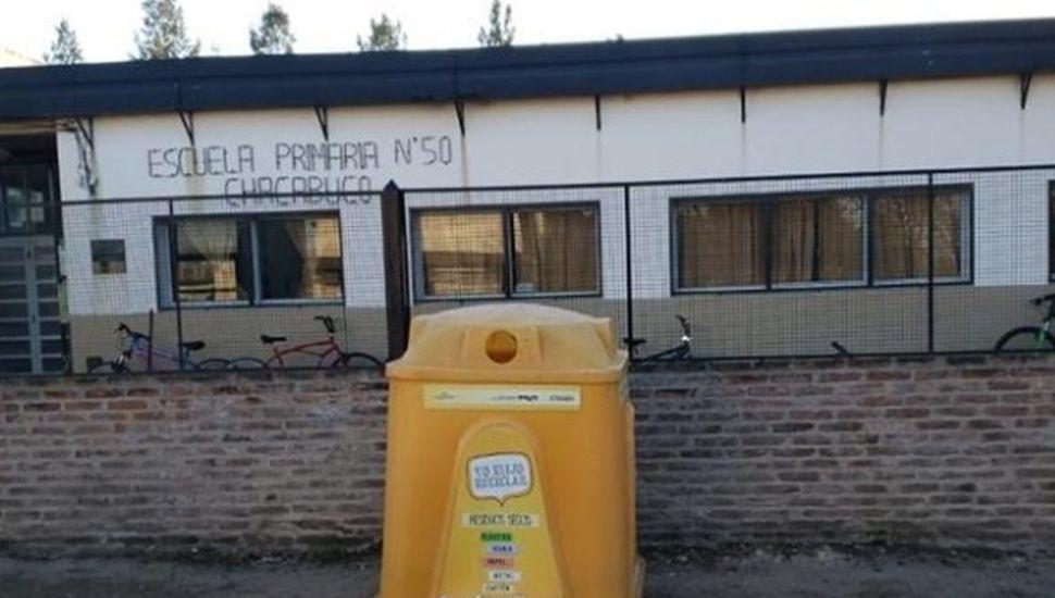 Suman nuevas campanas de reciclaje en Chacabuco