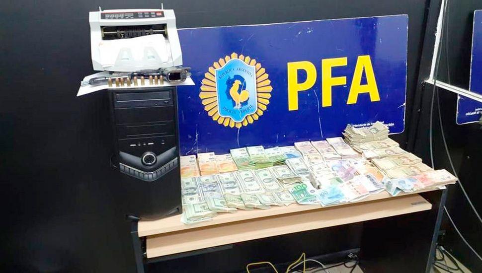 Los operativos por la venta ilegal de divisas se entenderán al interior provincial.