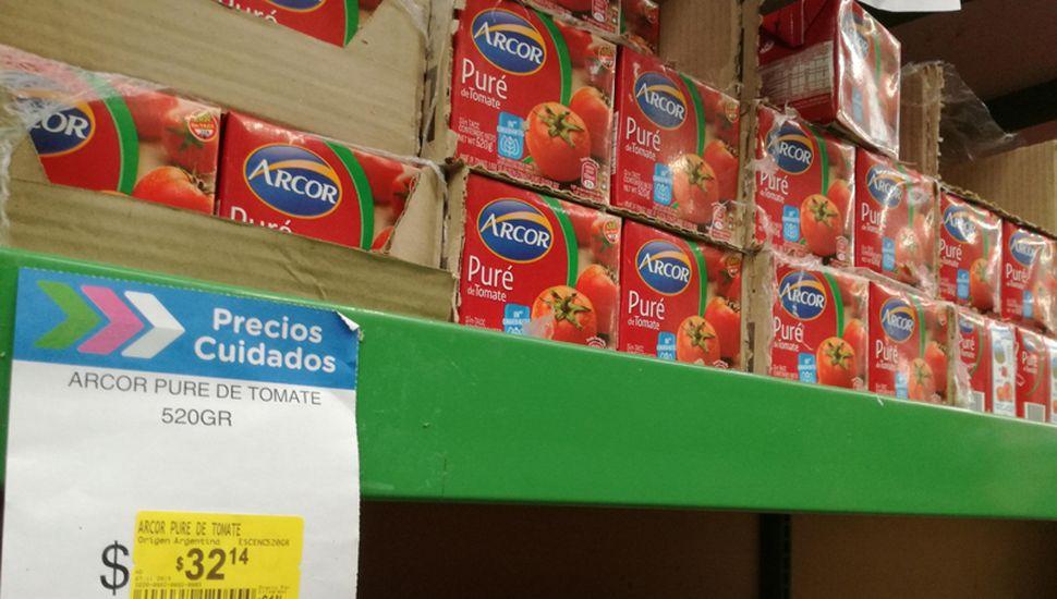 En los últimos dos meses hubo subas de alimentos por encima de la inflación