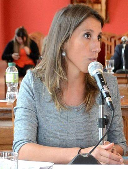 Victoria Muffarotto, impulsora del proyecto.
