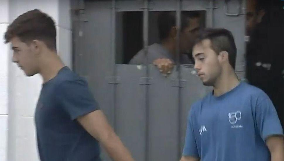 Liberaron a Guarino y Milanesi, dos de los rugbiers acusados