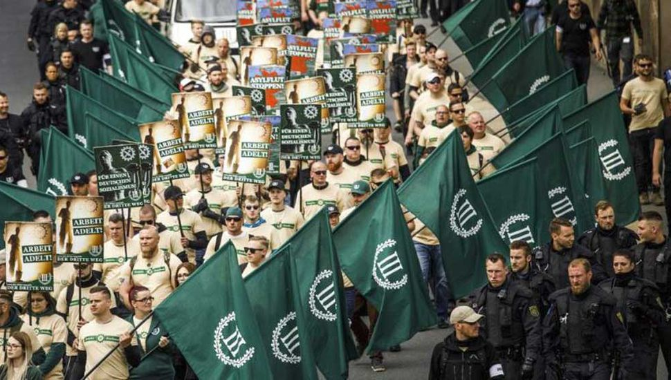 La comunidad judía repudió el desfile de neonazis en Alemania