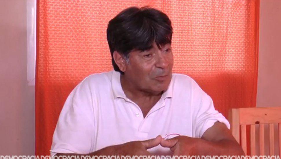 """Omar Corbacho en su fábrica """"Los Notables"""", ubicada en el Parque Industrial de Chacabuco."""