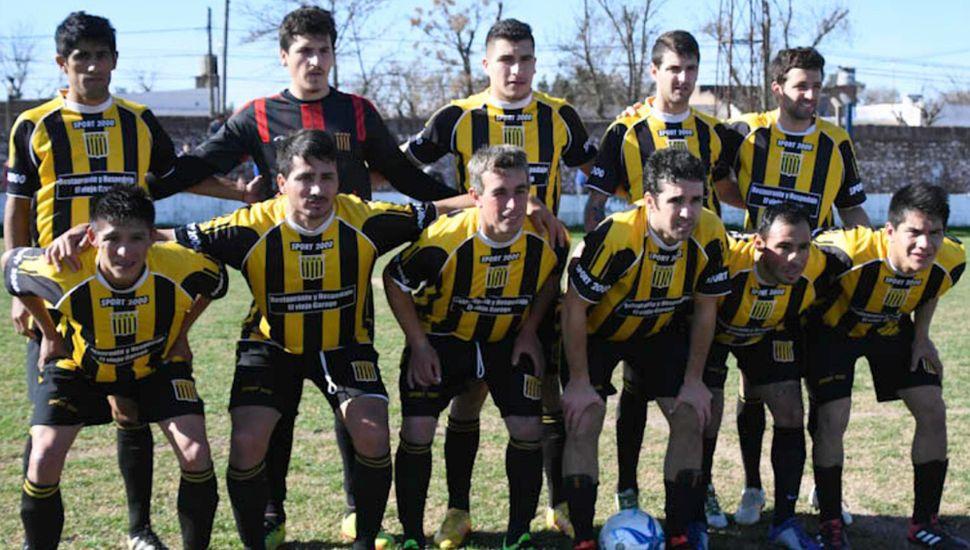 Deportivo y Social Arenaza doblegó la fecha pasada a Juventud Unida de Lincoln y también encabeza la tabla.