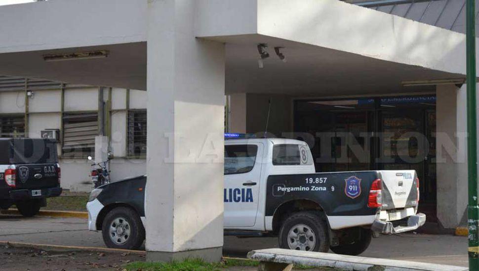 Triple condena por una riña entre  tres sujetos en el Hospital San José
