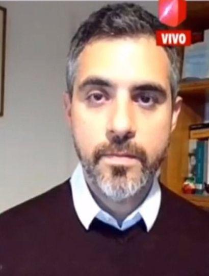 Cristian Girard, director ejecutivo de ARBA.