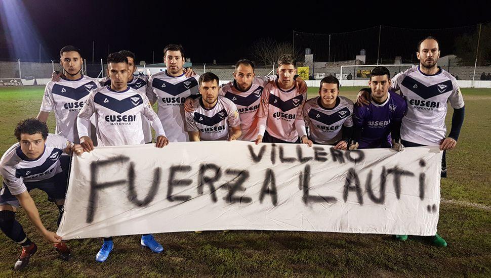 Primera división de Villa Belgrano.