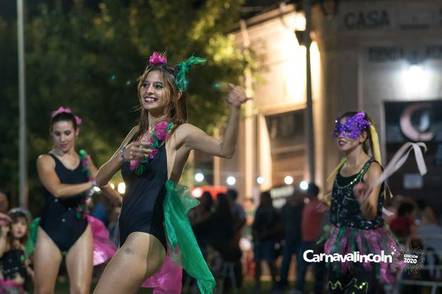Las mejores fotos del carnaval en El Triunfo