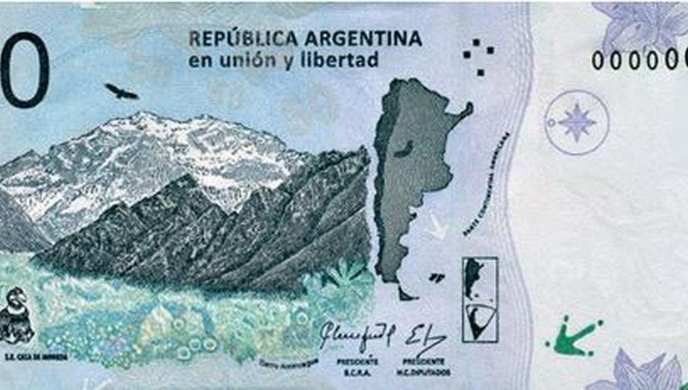 Así es el nuevo billete de $50 que comenzó a circular hoy