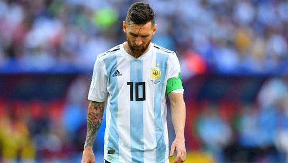 Messi rechazó la convocatoria de la Selección Argentina