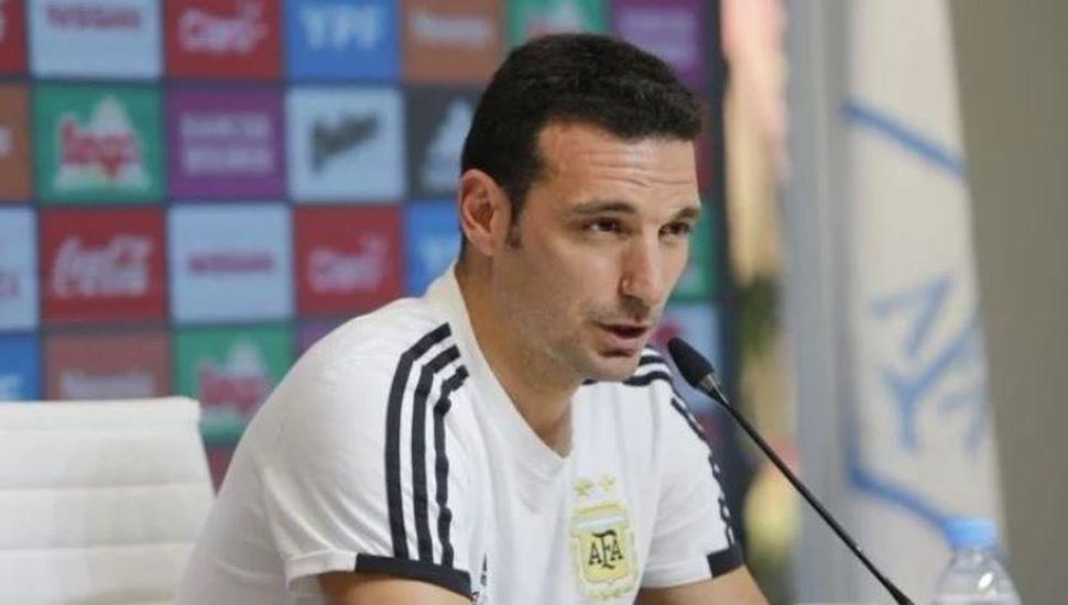 Lionel Scaloni confirmó los 23 futbolistas que jugarán la Copa América