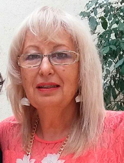 Alicia Iacuzzi, psicoanalista.