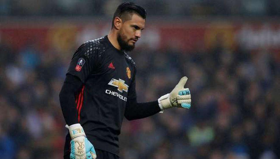 Triunfo del Manchester United, con Romero de titular