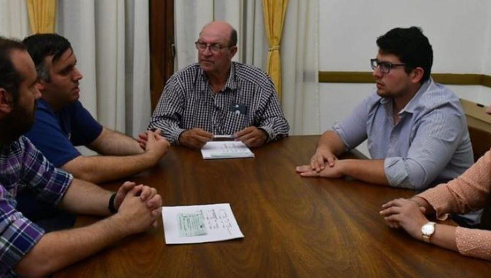 Entregaron subsidios a Bomberos Voluntarios de Florentino Ameghino