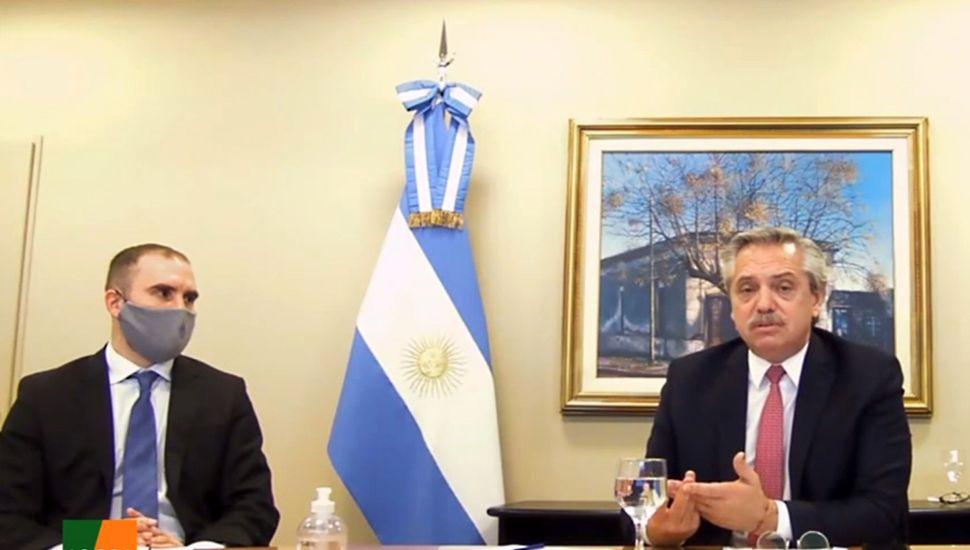 Argentina se planta con la deuda y sobrevuela el default
