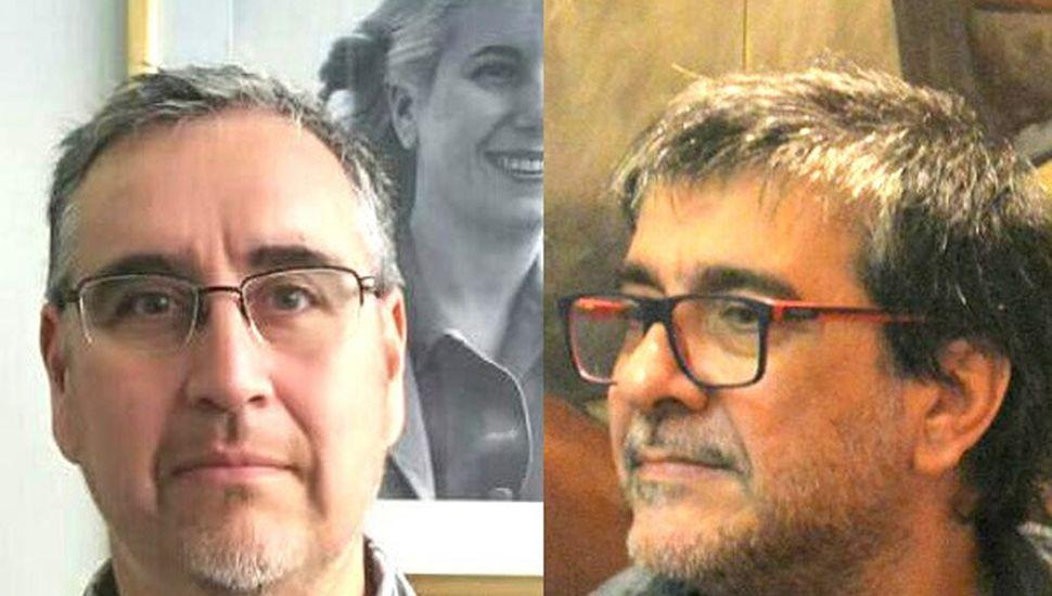 Daniel Ezcurra y Alejandro Barrios disertarán hoy, a las 18, en el Aula Magna de la universidad.