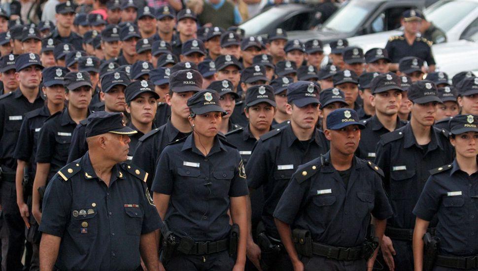 Todos los policías de la Provincia tendrán cobertura del 100% en medicamentos