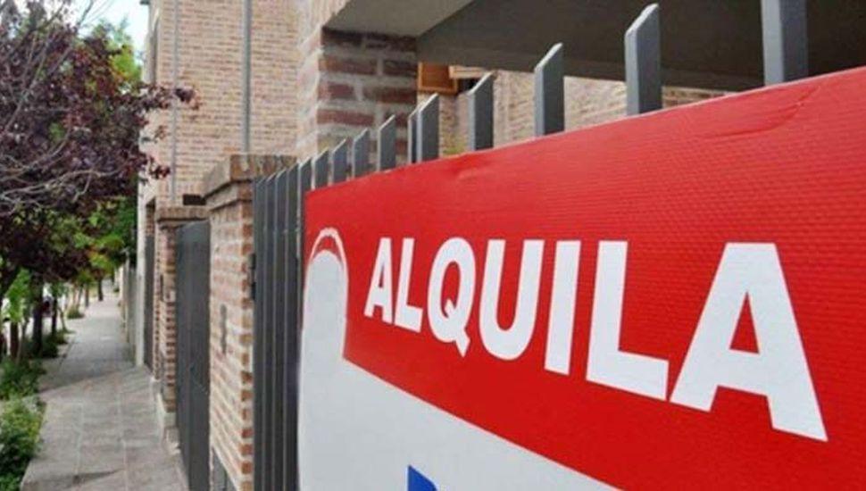 Inmobiliarias irán a la Justicia contra la Ley de Alquileres