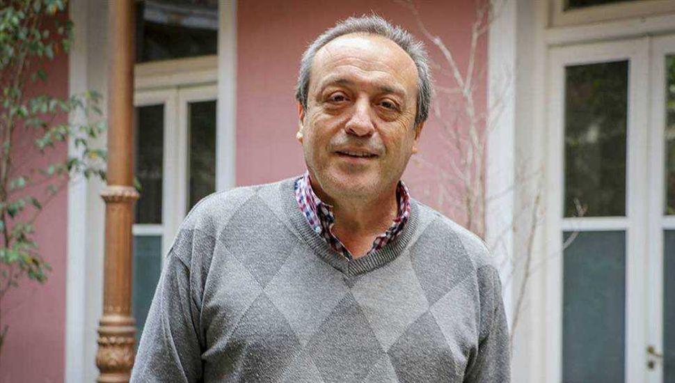 Carlos Lombardi, secretario de Salud del Municipio.