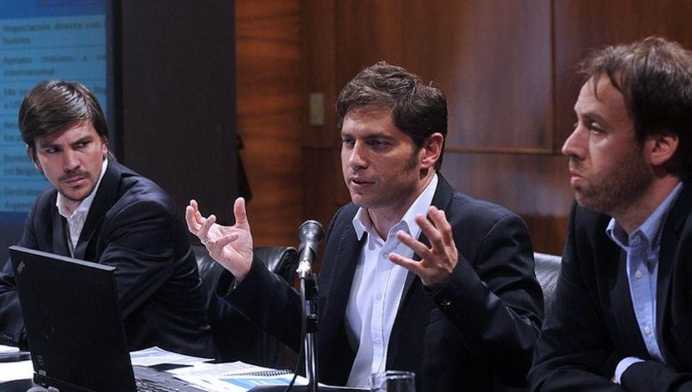 """La Provincia extiende hasta el lunes la negociación con los bonistas: """"No queremos default bajo ningún concepto"""""""