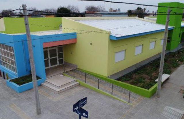 El Jardín Maternal N° 2 ya se inauguró para recibir a niños de 0 a 2 años.